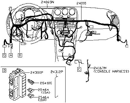 2001 nissan maxima headlight wiring diagram 2001 printable 2006 nissan sentra wiring schematics jodebal com source