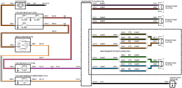 Toyota landcruiser 100 series radio wiring diagram somurich toyota landcruiser 100 series radio wiring diagram 2000 toyota land cruiser stereo wiring diagram swarovskicordoba Gallery
