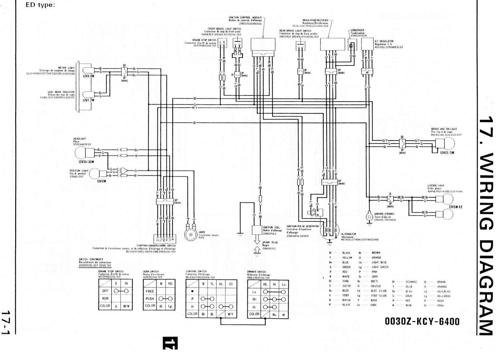 Mitsubishi L200 Ignition Wiring Diagram