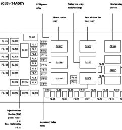 2003 ford f350 fuse box diagram image details 2006 f350 fuse box diagram 2003 ford f350 [ 1203 x 824 Pixel ]