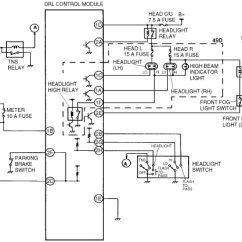 2000 Ford Taurus Engine Diagram E36 Wiring Radio Headlamp All Data 2003 Headlight Image Details Harness