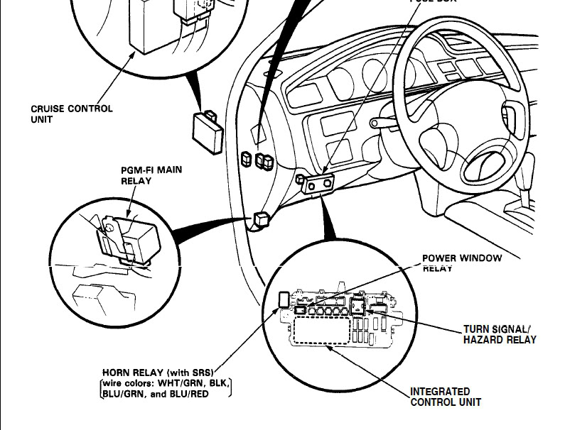 1989 Honda Accord Wiring Diagrams U2022 Wiring Diagram For Free