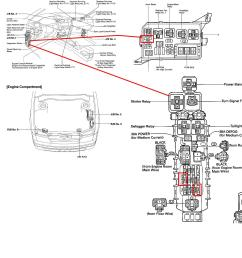 2003 corolla fuse box location wiring diagrams 2003 corolla belt diagram 2003 corolla fuse box [ 1396 x 1535 Pixel ]