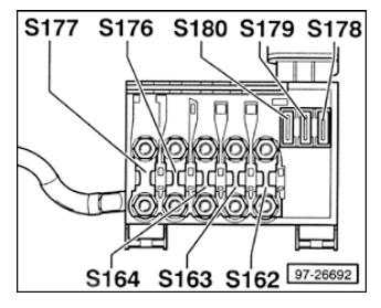 Volkswagen Fuse Box Diagram