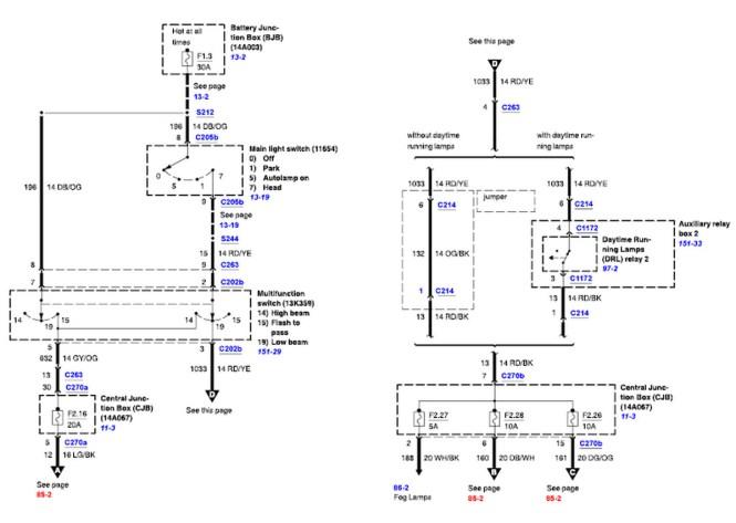 2010 ford f150 wiring diagram Wiring Diagrams – 2010 Ford F150 Wiring Diagram