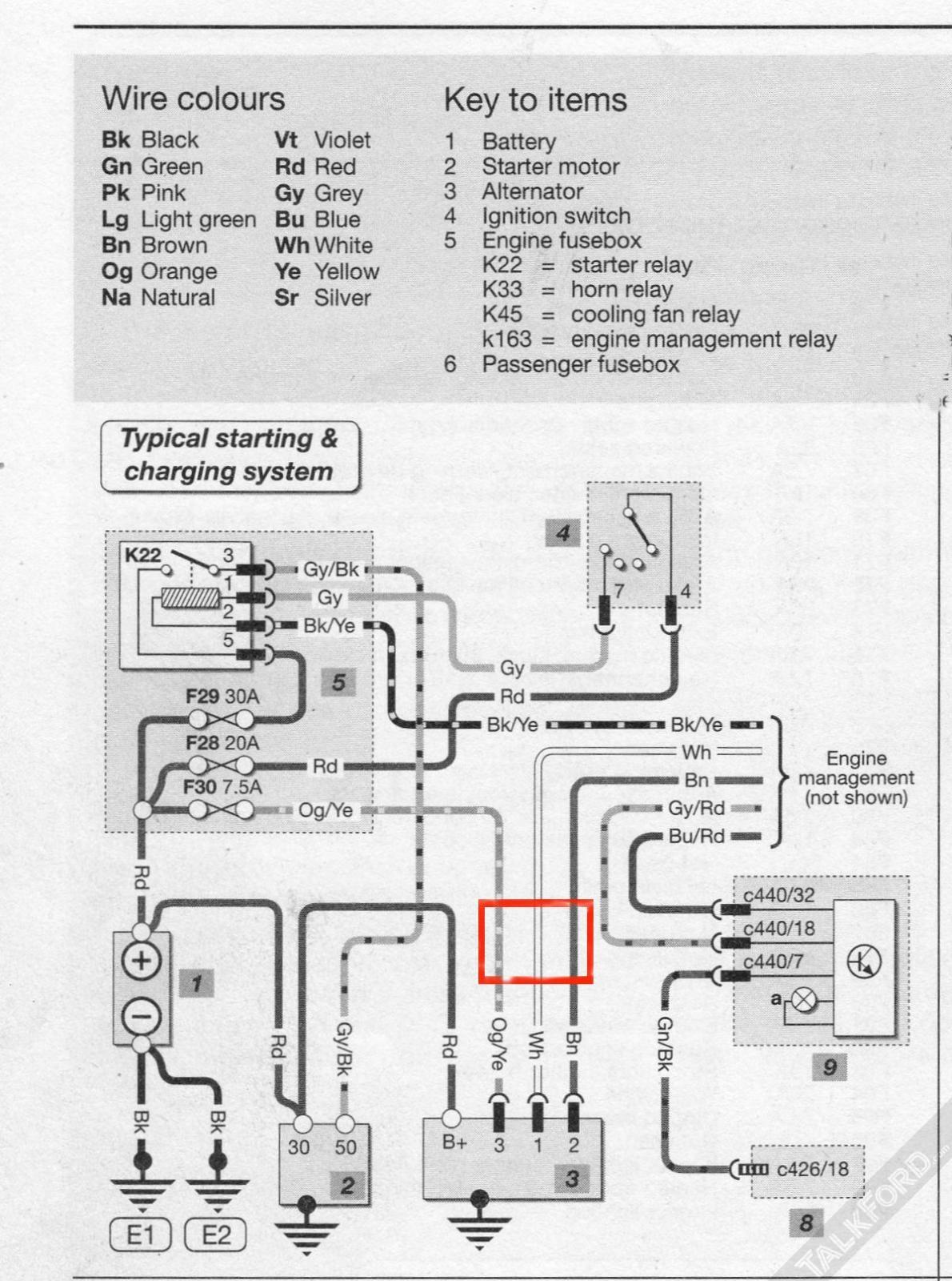 hight resolution of 2004 ford focus alternator problems