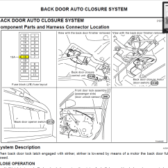 Actuator Wiring Diagram Dico Thermostat 07 G35 Fuse Box Location Infiniti M35 Best Library2006 Library Rh 26