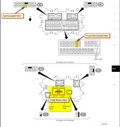 2003 infiniti i35 fuse box diagram [ 963 x 1447 Pixel ]