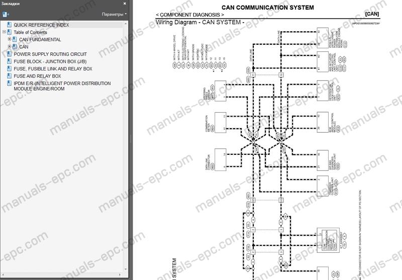 infiniti j fuse box diagram wiring schemes  infiniti  auto
