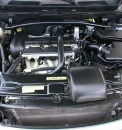 2005 volvo xc90 engine [ 1024 x 768 Pixel ]