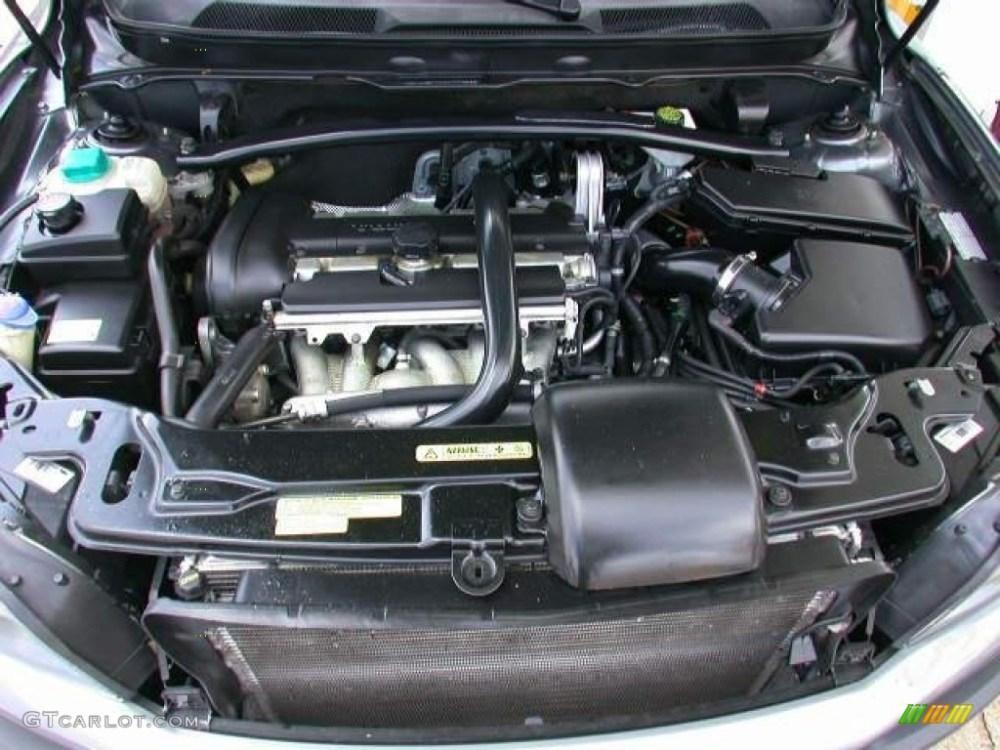 medium resolution of 2005 volvo xc90 engine
