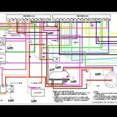 Cj7 Wiring Diagram 2005 Dodge Caravan Radio Dash Harness Route Schematic Data Schema H2 Painless Jeep