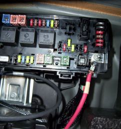 2006 dodge charger fuse box location [ 773 x 1024 Pixel ]