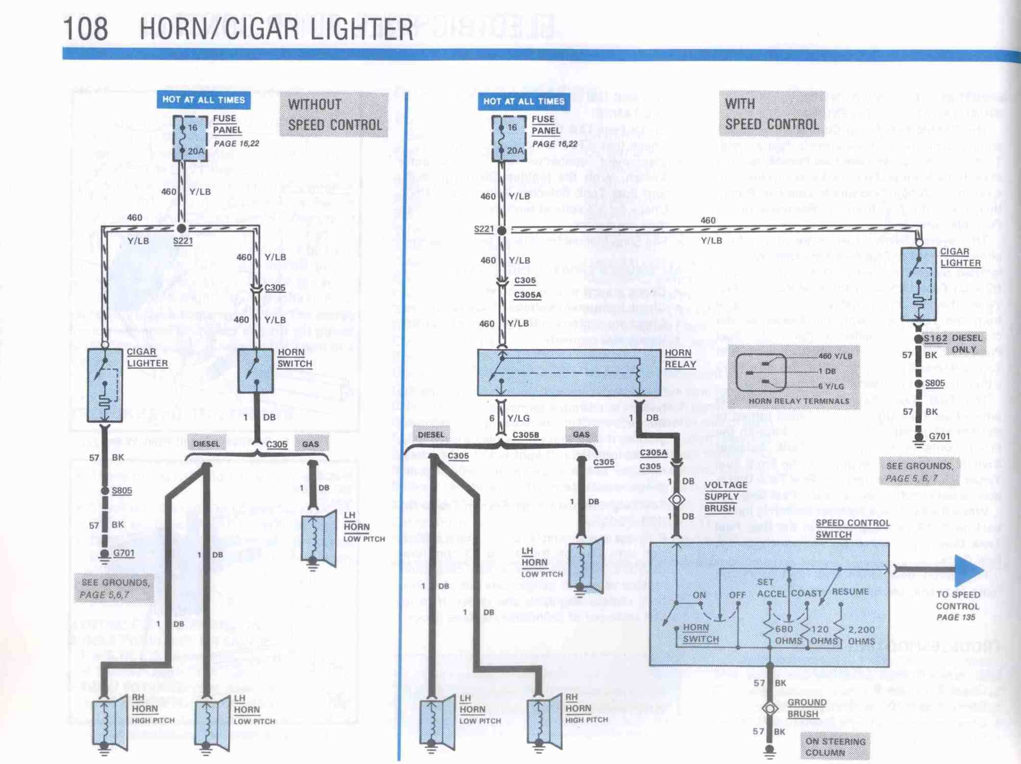 hight resolution of 2006 ford f150 horn relay location 2006 ford f150 fuse box diagram