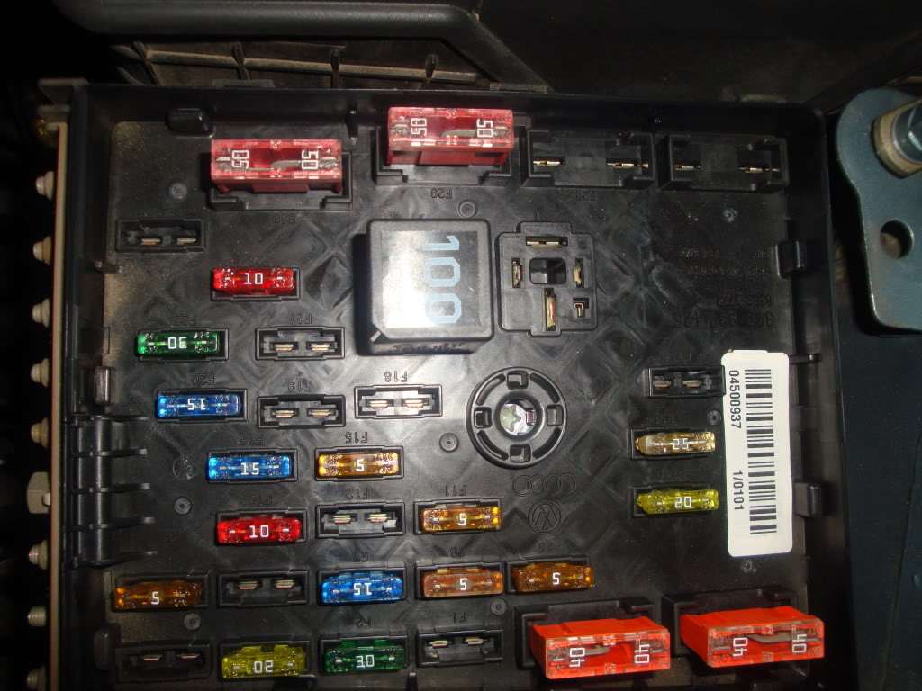 hight resolution of 2006 vw passat fuse box diagram