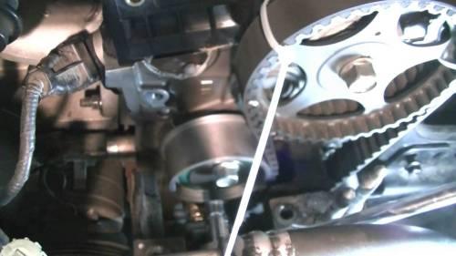 small resolution of 2007 hyundai elantra timing belt tensioner