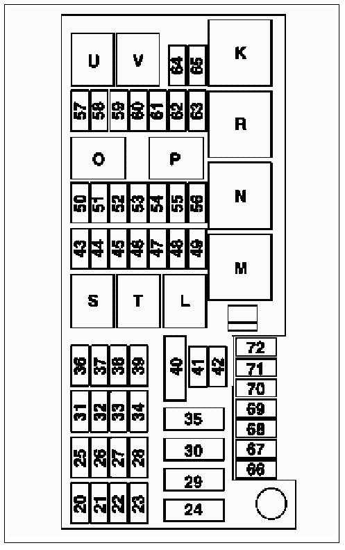 06 Mercedes R350 Fuse Box : 25 Wiring Diagram Images