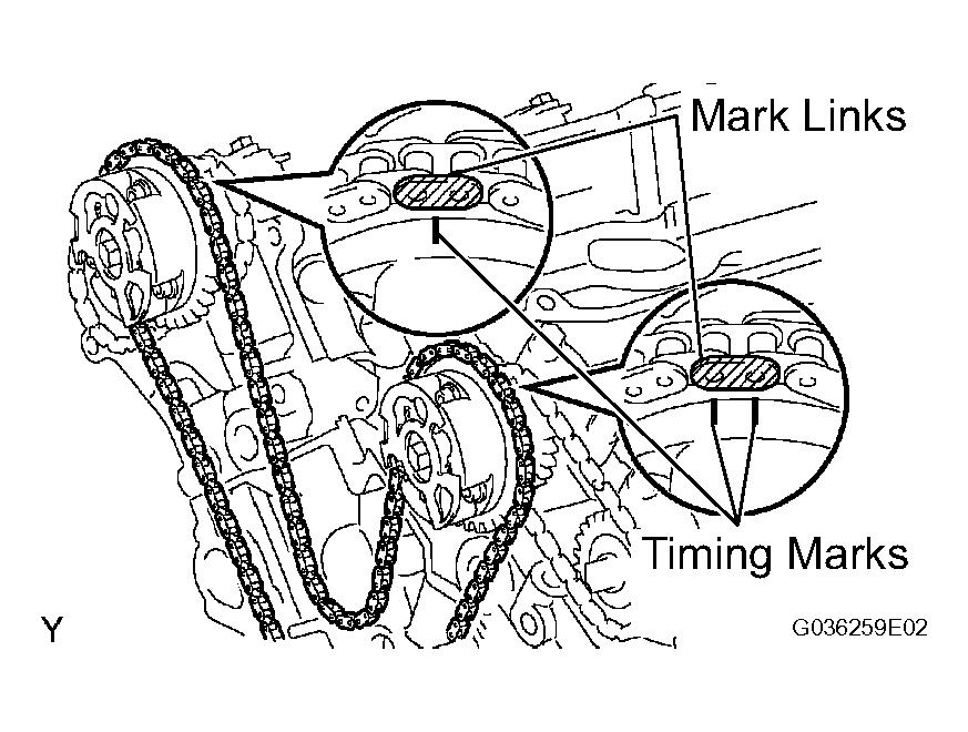Service manual [How Set Cam Timing Marks 2007 Suzuki Xl7