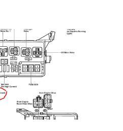 2007 toyota tacoma fuse box diagram [ 1024 x 768 Pixel ]