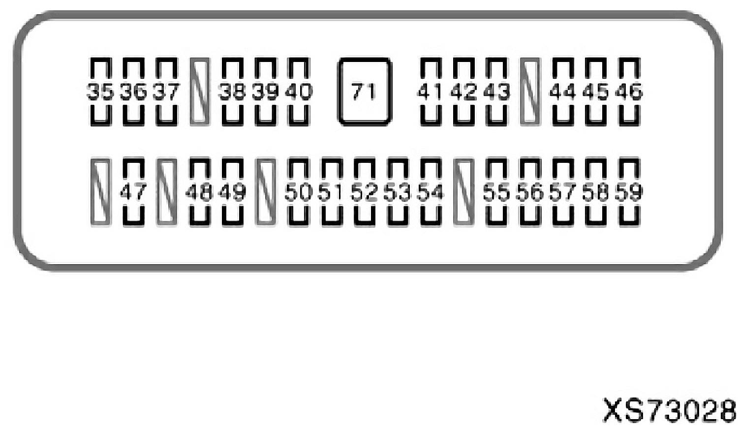 2008 Toyota Tundra Fuse Box Location