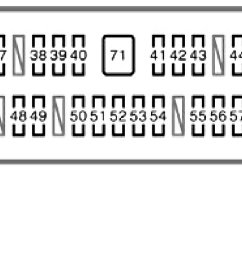 2007 toyota tundra fuse box location [ 1500 x 868 Pixel ]