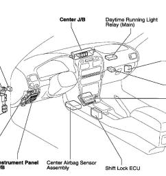 2003 corolla fuse box location trusted wiring diagram 2007 toyota camry hybrid fuse box location 2001 [ 1238 x 772 Pixel ]