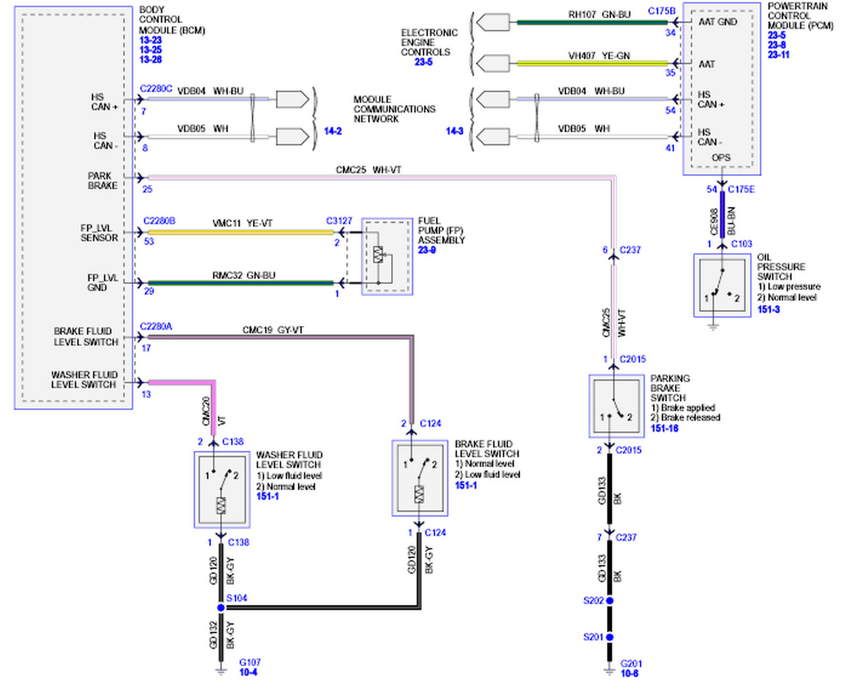 2003 focus wiring diagram detailed schematics diagram rh lelandlutheran com 1985 Ford F-250 Ignition Wiring Diagram Ford Ignition Switch Wiring Diagram