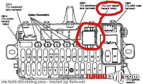 1994 acura vigor fuse box download wiring diagram