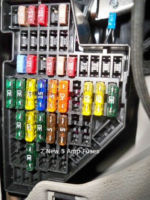small resolution of 2014 vw cc fuse box diagram wiring diagram portal fuse box layout 2013 vw cc fuse box