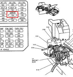 93 eldorado fuse box wiring diagram for you 1993 cadillac eldorado 93 eldorado fuse box [ 1132 x 723 Pixel ]