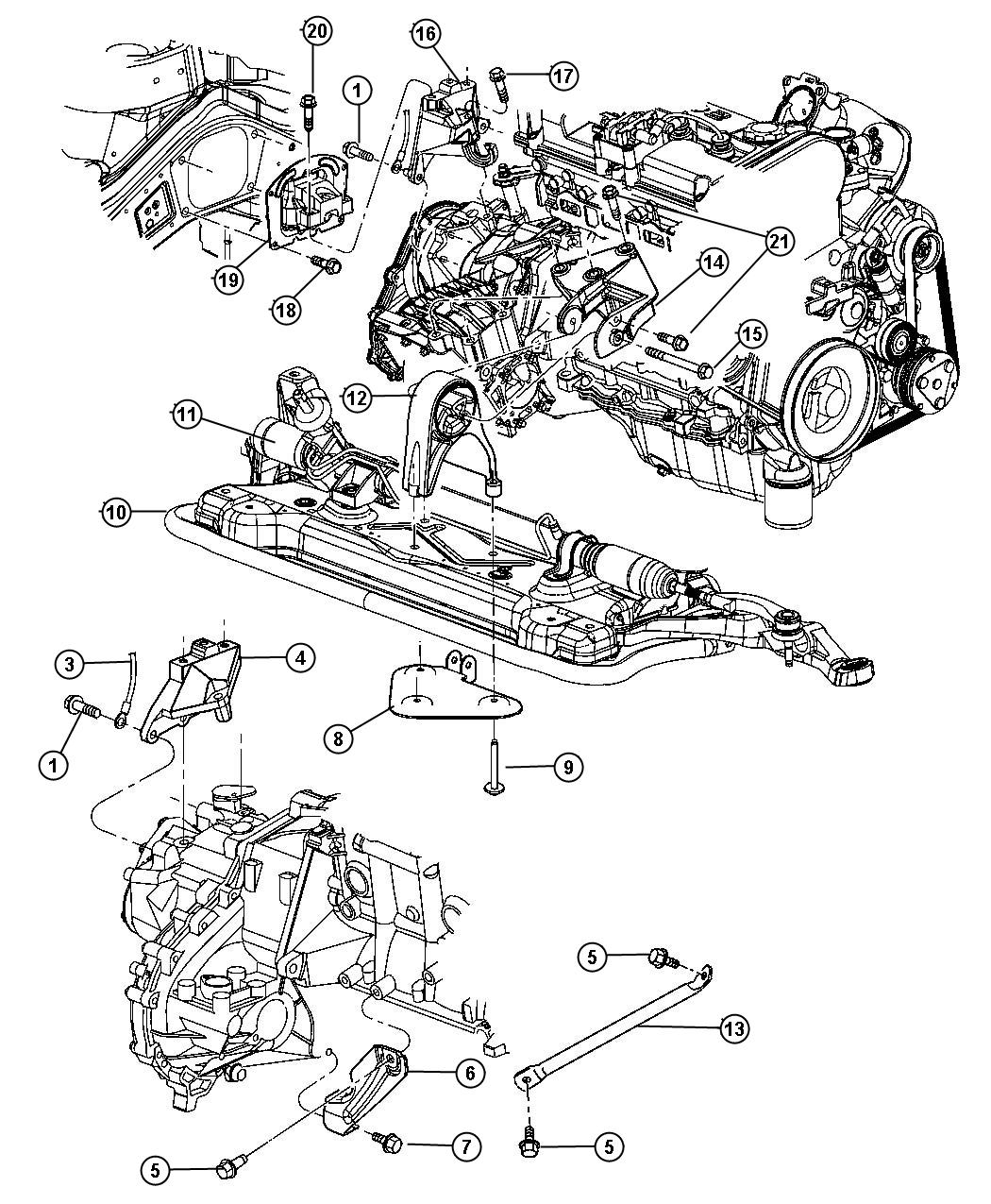 hight resolution of 98 chrysler sebring wiringdiagram