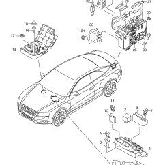 Airbag Wiring Diagram Audi A4 69 Mustang Heater 2003 Tt Fuse Library Quattro Fuel Pump Relay Location