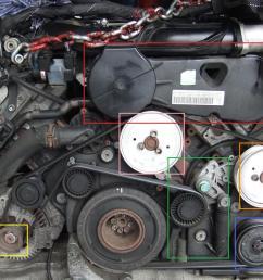 audi a6 3 0 power steering pump location [ 1023 x 790 Pixel ]
