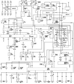 Cadillac Eldorado Alternator Wiring Diagram Cadillac