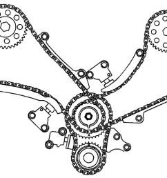 cadillac northstar timing chain diagram image details jpg 1198x772 cadillac srx timing chain diagrams [ 1198 x 772 Pixel ]