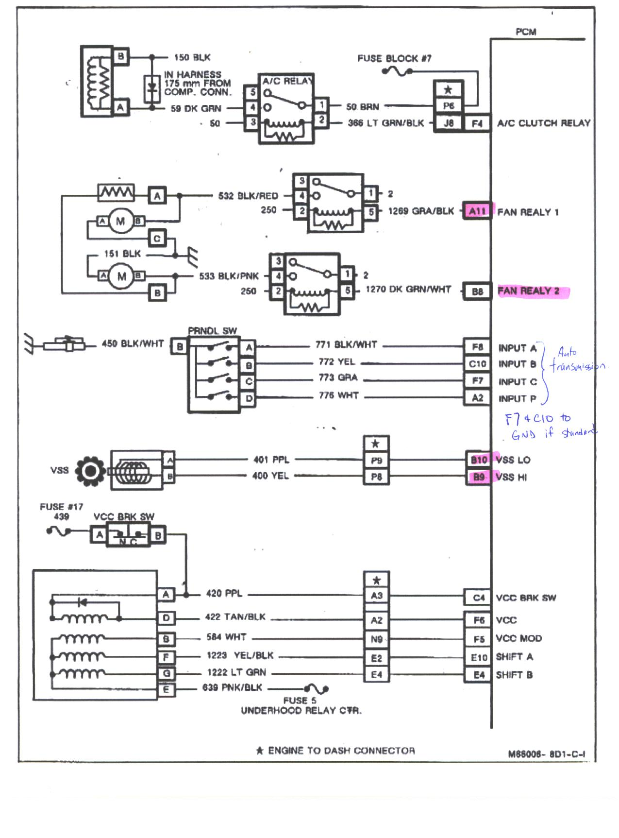 2002 Cadillac Eldorado Engine Diagram