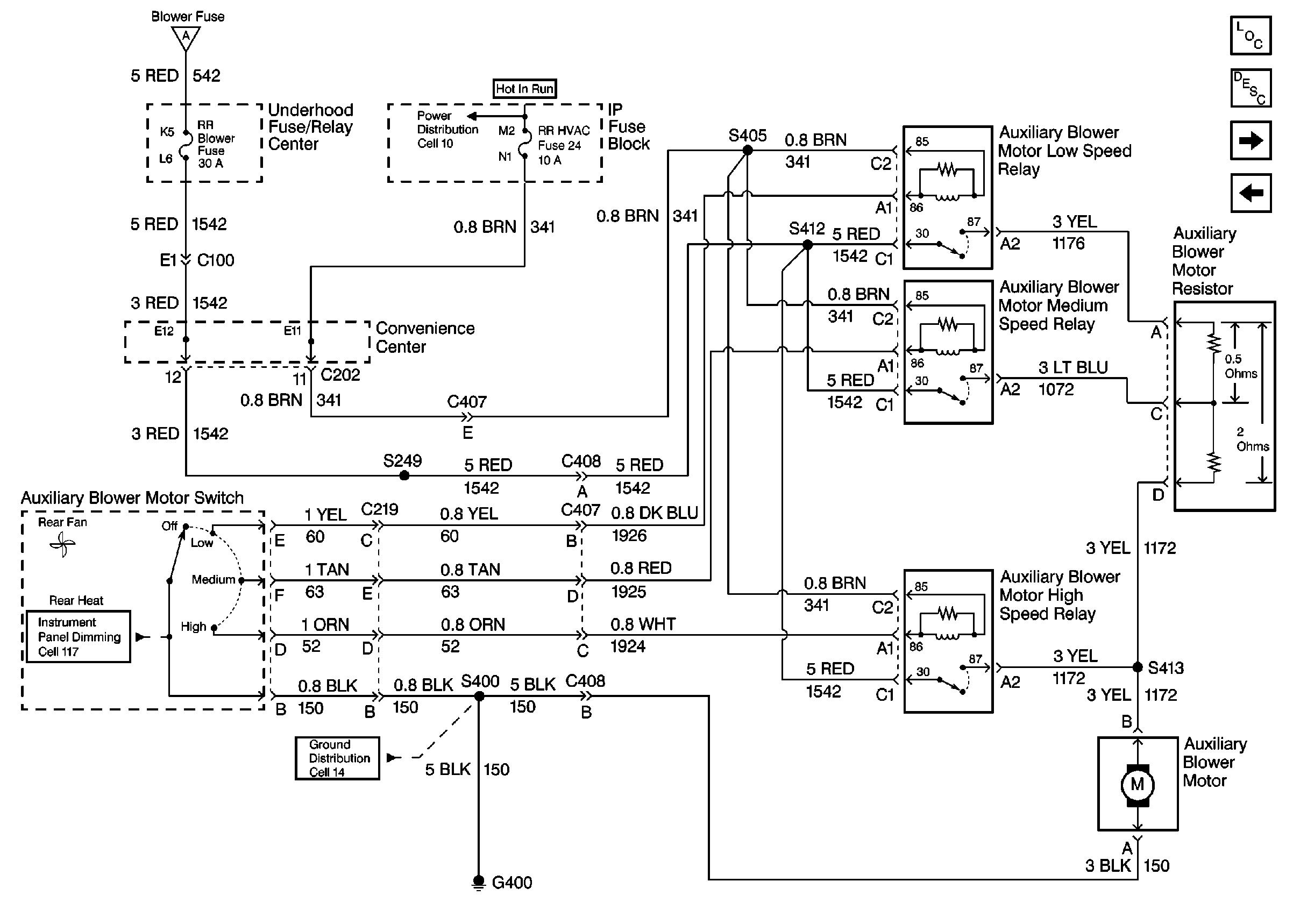 2014 Chevy Silverado Trailer Wiring Diagram : Silverado wiring diagram fuse