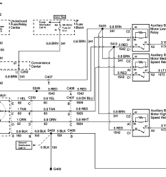 chevrolet express wiring diagram [ 2404 x 1718 Pixel ]