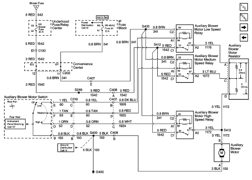 small resolution of chevrolet express wiring diagram