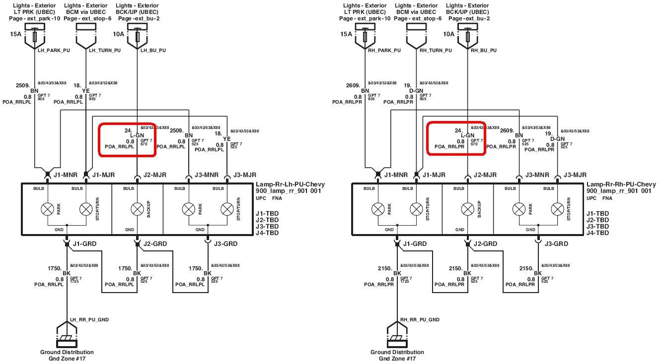 2006 Chevy Silverado 2500 Stereo Wiring Diagram