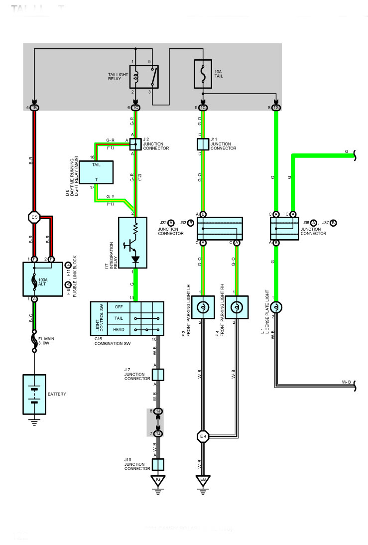 Chevy Tail Light Wiring Colors : 30 Wiring Diagram Images  Wiring Diagrams | Honlapkeszitesco