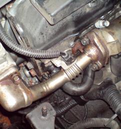 egr valve location 2004 kia sorento [ 1600 x 1200 Pixel ]