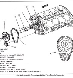 ford engine timing chain diagram [ 1083 x 937 Pixel ]