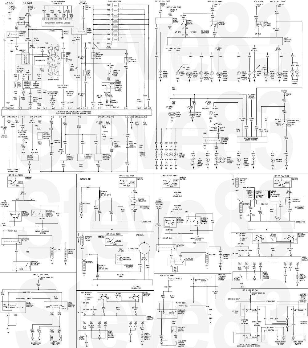 medium resolution of ford f150 wiring diagram