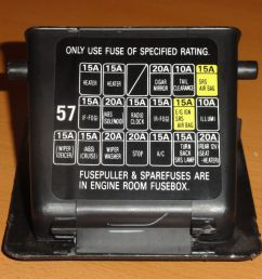 fuse relay diagram 2002 subaru wrx [ 1024 x 768 Pixel ]