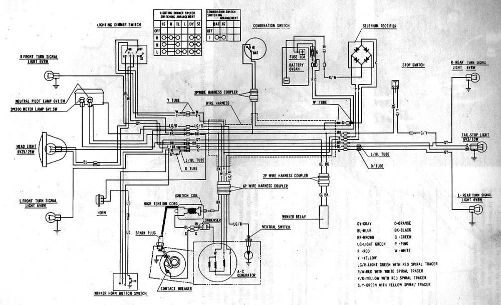 medium resolution of honda s90 wiring wiring diagram article reviewhonda s90 wiring