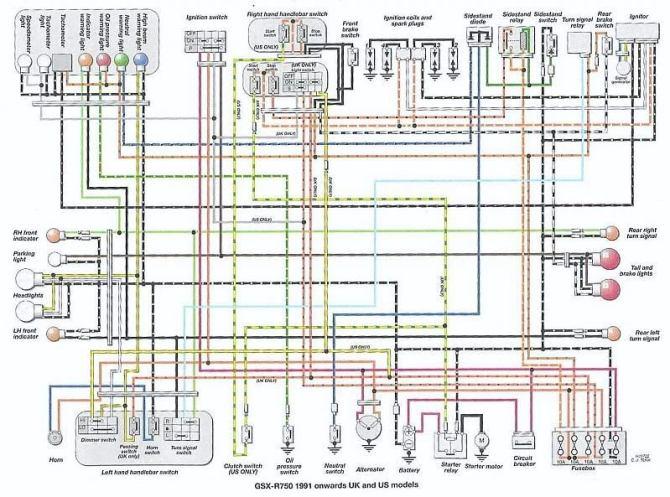 suzuki 600 wiring diagram mile marker atv winch wiring