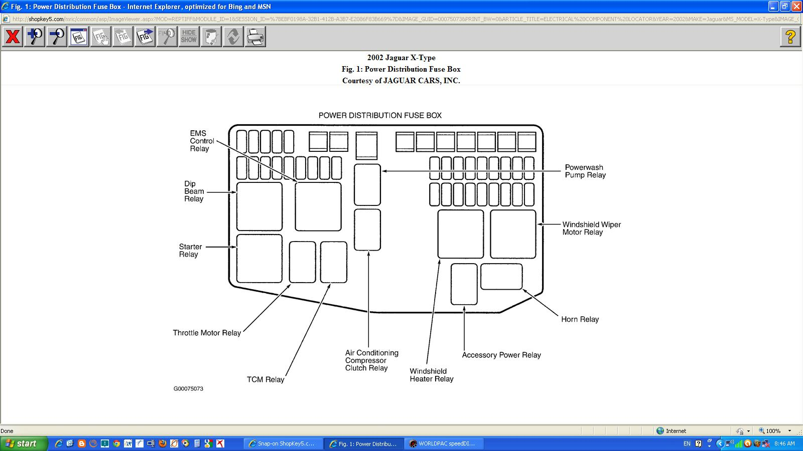 hight resolution of 02 jaguar s type fuse box wiring libraryjaguar s type fuse box diagram