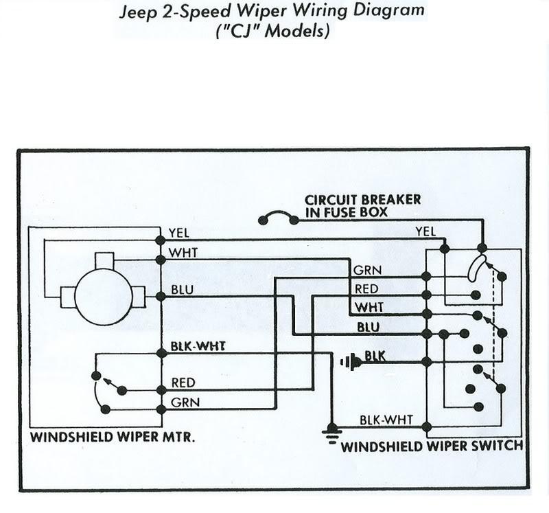 Peterbilt Wiper Motor Wiring Diagram