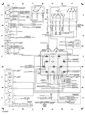 1989 Jeep Wrangler Yj Radio Wiring Diagram  Wiring